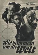 422: Wir bummeln um die Welt  ( Doku Paul Lieberenz ) ( Alfred Weidenmann ) Paul Lieberenz, Walter Groß, Edith Lausch, Lutz Moik