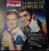 Nous Deux Film 1960: Romy Schneider, Jean Claude Pascal ( Die schöne Lügnerin ) Sonderheft Fotoroman !!!