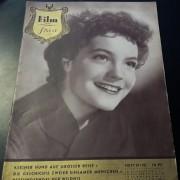 Film & Frau 1955 / 19:  Romy Schneider Cover !