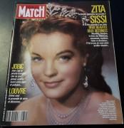 Paris Match 1989 / 2079:  Romy Schneider Sissi Cover !