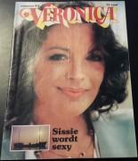 Veronica 1976:  Romy Schneider Cover !