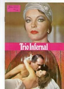 111: Trio Infernal,  Romy Schneider,  Michel Piccoli,