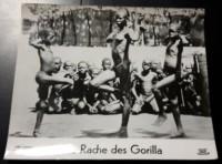 Film Aushangfoto: Die Rache des Gorilla ( Afrika ) ( Buster Crabbe )