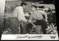 Film Aushangfoto: Sehnsucht hat mich verführt ( 1959 ) Erika Remberg