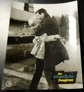 Film Aushangfoto: Die schwedische Jungfrau ( 1963 ) Leticia Roman Paul Hubschmid