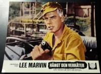 Film Aushangfoto: Hängt den Verräter ( 1965 ) Lee Marvin ( Portrait ) ( 2 )
