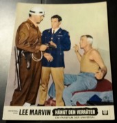 Film Aushangfoto: Hängt den Verräter ( 1965 ) Lee Marvin ( Portrait ) ( 3 )