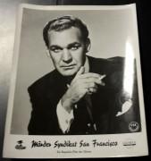Film Aushangfoto: Mörder Syndikat San Francisco ( 1952 ) Forrest Tucker