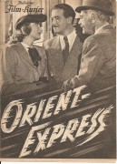 3380: Orient - Express, Siegfried Breuer, Rudolf Prack, Gusti Wolf, Paul Dahlke, Oskar Sima,