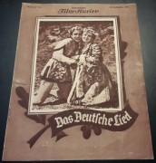864: Das Deutsche Lied ( Walther von der Vogelweide ) Max Roberty, Gritta Ley, Helmuth Rudolph, Maria Zelenka, Senta von Versen, Theodor Becker, Harry Gondi,