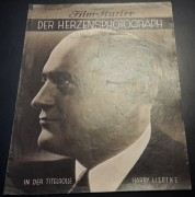 876: Der Herzensphotograph ( Max Reichmann ) Harry Liedtke, La Jana, Robert Garrison, Betty Bird, Raimondo van Riel, Else Reval, Edith Meinert, Walter Kubbilum,