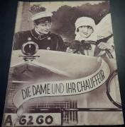 854: Die Dame und Ihr Chauffeur ( Jan Derrikksens Dienstjahr von Königsfeld )  Jack Trevor, Fritz Alberti, Elisabeth Pinajeff, Siegfried Arno, Fritz Kampers, Charlotte Ander, Angelo Ferrari,Aribert Wäscher,