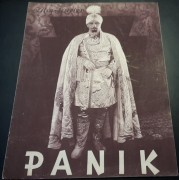 813: a: Panik ( Harry Piel )  Darry Holm, ( Tiger, Löwen, Eisbären usw .. )