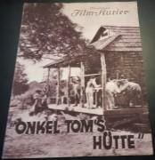 815: a: Onkel Toms Hütte ( Harriet Beecher Stowe )  ( Harry A. Pollard )  James B. Lowe, Margarita Fischer, Arthur Edmund Carew, Georg Siegmann, Jack Mower, Vivian Oakland,  Mona Ray,