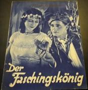 820: Der Faschingskönig ( Georg Jacoby )  Gabriel Gabrio, Renee Heribel, Elga Brink, Henry Edwards, Miles Mander,