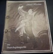 830: Die Durchgängerin ( Ludwig Fulda )  Jean Dax, Vivian Gibson, Käthe von Nagy, Hans Brausewetter, Mathias Wiemann, Karl Platen, Adele Sandrock,