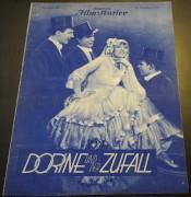 845: Dorine und der Zufall ( Fritz Grünbaum )  Fay Marbe, Ernst Verebes, Igo Sym, Hans Thimig,