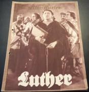 810: Luther ( Hans Kyser )  Eugen Klöpfer, Lettinger, Elsa Wagner, Pavanelli, Krausneck, Platen, Loos, Valentin, Elzer, Schott, von Alten, von Ledebur, Rückert, Grünberg, Max Schreck, Mary Parker,