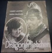 813: Dragonerliebchen ( Das Smoking Girl )  ( Rudolf Walter Fein ) Maria Paudler, Harry Liedtke, Hans Junkermann, Fritz Kampers, Hanni Weisse, Margarete Kupfer,