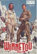 Winnetou III  ( Karl May )  ( NFK )  Lex Barker, Pierre Brice, Rik Battaglia, Ralf Wolter, Carl Lange, Sophie Hardy,