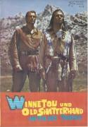 Winnetou und Shatterhand im Tal der Toten ( Karl May ) ( NFK Rosa ) Pierre Brice, Lex Barker, Karin Dor, Rik Battaglia, Ralf Wolter, Eddi Arent,