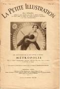 Metropolis ( Fritz Lang )  ( Original 1928 ) Thea von Harbou, Brigitte Helm, Gustav Fröhlich, Rudolf Klein Rogge, Fritz Rasp, Theodor Loos, Alfred Abel,