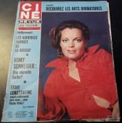 Cine Revue 1977 / 8:  Romy Schneider Cover !