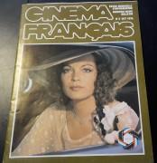 Cinema Francais 1976 / 5:  Romy Schneider Cover !