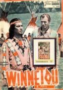 PM - Winnetou II xx ( Karl May ) + Maximum Karte !!!