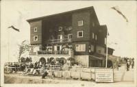 Steiermark: Gruß aus Mariazell Bürgeralpe Berhotel 1928 herrliche Foto Ansicht
