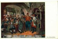 Wien I.Bezirk: Gruß vom 1. Wiener Kaffee Haus Kolschitzky ( Türkenbelagerung )
