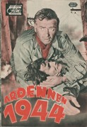 Ardennen 1944 ( Robert Aldrich ) James Poe, Norman Brooks, Paul Vroom, Frank de Vol, Michael Luciano, Jack Palance, Eddie Albert, Lee Marvin, Robert Strauß, Richard Jaeckel, Buddy Ebsen, William SMithers