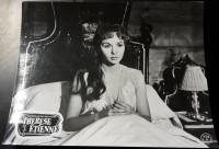 Film Aushangfoto: Therese Etienne ( 1957 ) Françoise Arnoul ( Portrait ) (2)