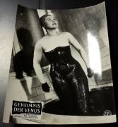 Film Aushangfoto: Das Geheimnis der Venus ( 1954 ) Jugend und Schönheit ( 6 )