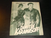 1543: Der Mörder Dimitri Karamasoff,  Anna Sten,  Fritz Kortner,
