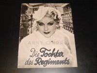1943: Die Tochter des Regiments,  Anny Ondra,  Otto Wallburg,
