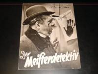 1953: Der Meisterdetektiv,  Weiß Ferdl,  Ria Waldau,  Ery Bos,