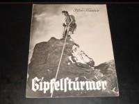 1958: Gipfelstürmer ( Franz Schmid Bezwinger Matterhorn N. )