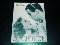 2809: Frauenehre,  Robert Taylor,  Loretta Young,  B. Rathbone,