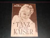 3253: Tanz mit dem Kaiser,  Marika Rökk,  Maria Eis,