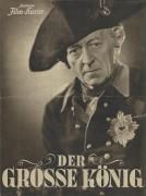 3199: Der grosse König,  Otto Gebühr,  Kristina Söderbaum