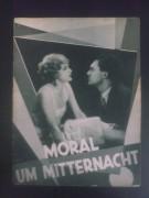 1383: Moral um Mitternacht  ( Hans H. Zerlett )  Gustav Diessl, Wladimir Sokoloff, Karl Falkenberg, Camilla Horn, Michael v. Newlinski, Lya Lys, Drei Anthons