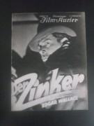 1600: Der Zinker ( Edgar Wallace ) Lissy Arna, Carl Ludwig Diehl, Fritz Rasp, Paul Hörbiger, Szöke Szakall, Peggy Norman,