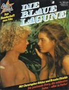 Die blaue Lagune ( Randal Kleiser )  Brooke Shields, Christopher Atkins,