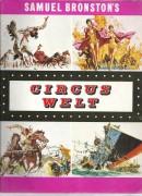 Cirkus Welt,  John Wayne,  Claudia Cardinale,  Rita Hayworth,