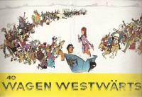 40 Wagen Westwärts,  Burt Lancaster,  Lee Remick,  Brian Keith,