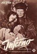 2439: Inferno, Richard Widmark, Bella Darvi, Cameron Mitchell,