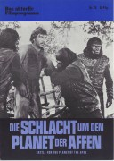 20: Die Schlacht um den Planet der Affen ( Battle for the planet of the apes )  Roddy McDowall, Claude Akins, John Huston, Lew Ayres,