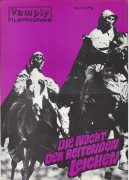 23: 02: Vampir: Die Nacht der reitenden Leichen ( Amand Ossori )  Lone Fleming, Cesar Burner, Helen Harp, Jesef Thelmann,