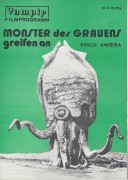 24: 03: Vampir: Monster des Grauens greifen an ( Space Amoeba ) ( Ishiro Honda )  Akira Kubo, Kenji Sahara,